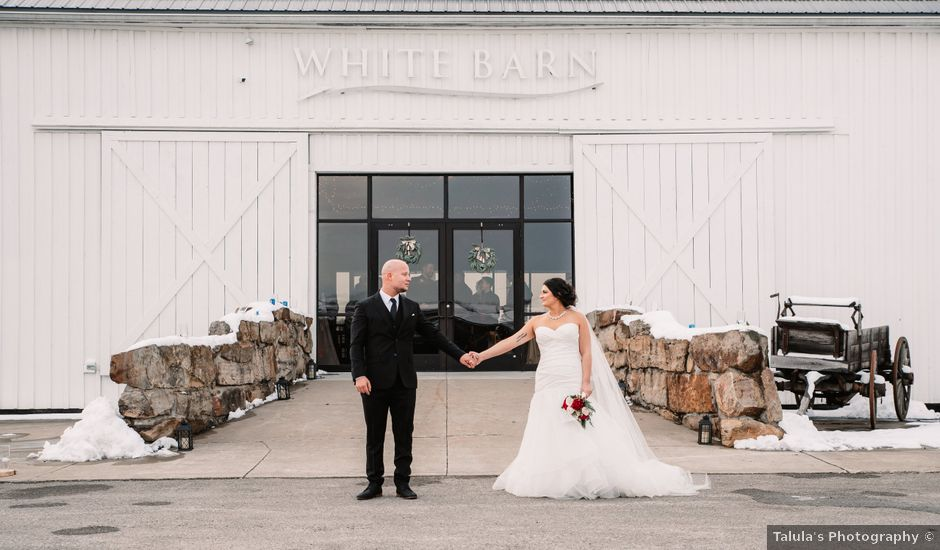 Marycay and Justin's Wedding in Prospect, Pennsylvania