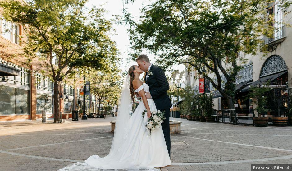 Will and Hamilton's Wedding in Santa Ana, California