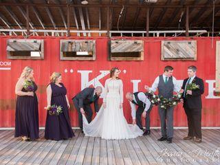 Chris and Lauren's Wedding in Asheville, North Carolina 8