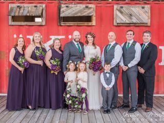 Chris and Lauren's Wedding in Asheville, North Carolina 9