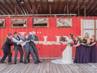 Chris and Lauren's Wedding in Asheville, North Carolina 10
