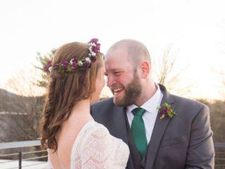 Chris and Lauren's Wedding in Asheville, North Carolina 12