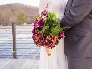 Chris and Lauren's Wedding in Asheville, North Carolina 14