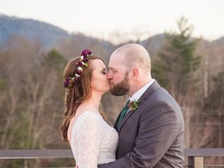 Chris and Lauren's Wedding in Asheville, North Carolina 15