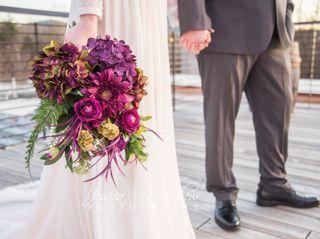 Chris and Lauren's Wedding in Asheville, North Carolina 17