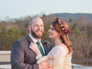 Chris and Lauren's Wedding in Asheville, North Carolina 21