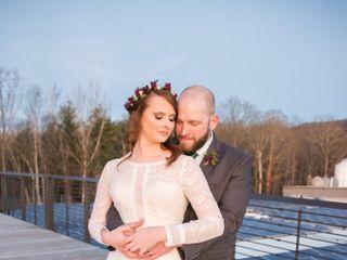 Chris and Lauren's Wedding in Asheville, North Carolina 24