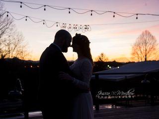 Chris and Lauren's Wedding in Asheville, North Carolina 25