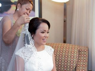 The wedding of Grace and Michael 2