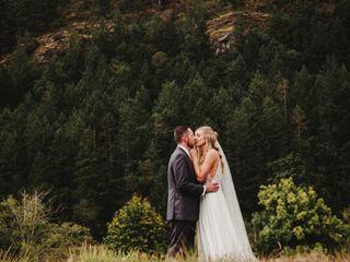 The wedding of Alexandra and Matt 3
