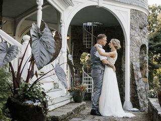 The wedding of Shana and Owen