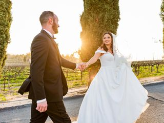 The wedding of Aly and Brad 2