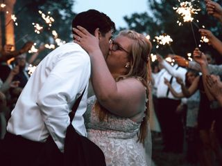 The wedding of Jake and Elizabeth 1