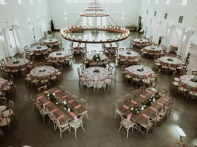 Angel and Morgan's Wedding in Montgomery, Texas 6