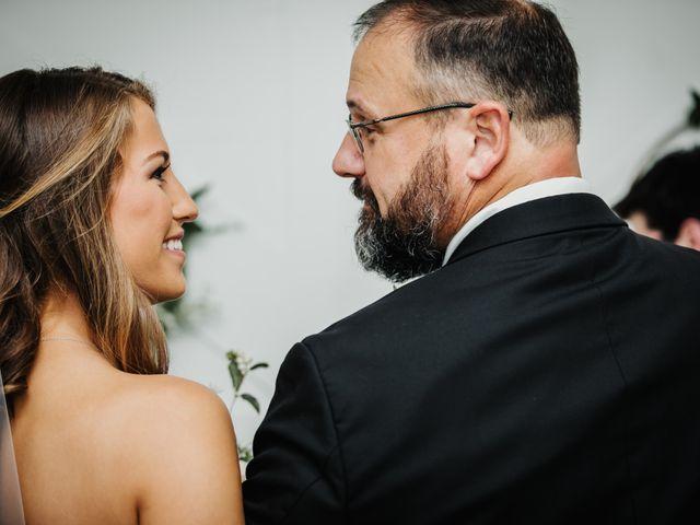 Angel and Morgan's Wedding in Montgomery, Texas 12