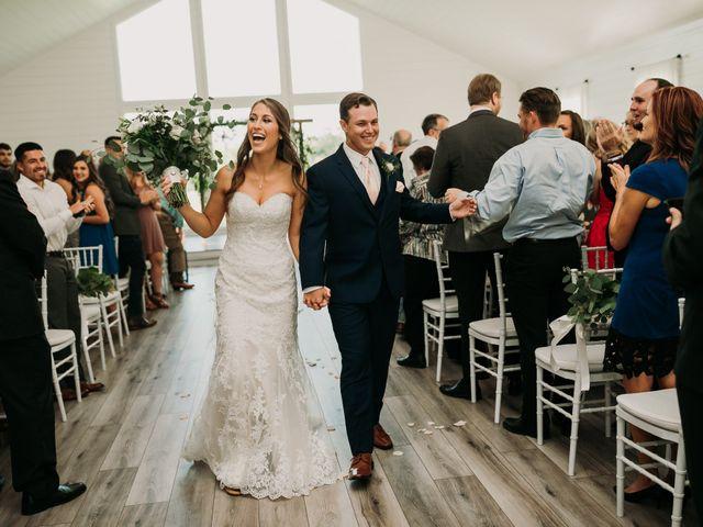 Angel and Morgan's Wedding in Montgomery, Texas 15