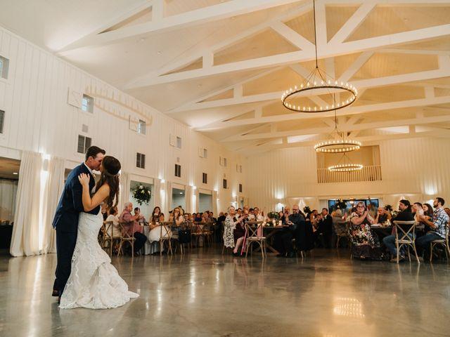 Angel and Morgan's Wedding in Montgomery, Texas 19