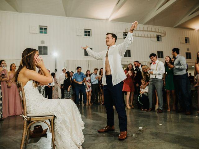 Angel and Morgan's Wedding in Montgomery, Texas 22