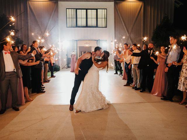 Angel and Morgan's Wedding in Montgomery, Texas 23