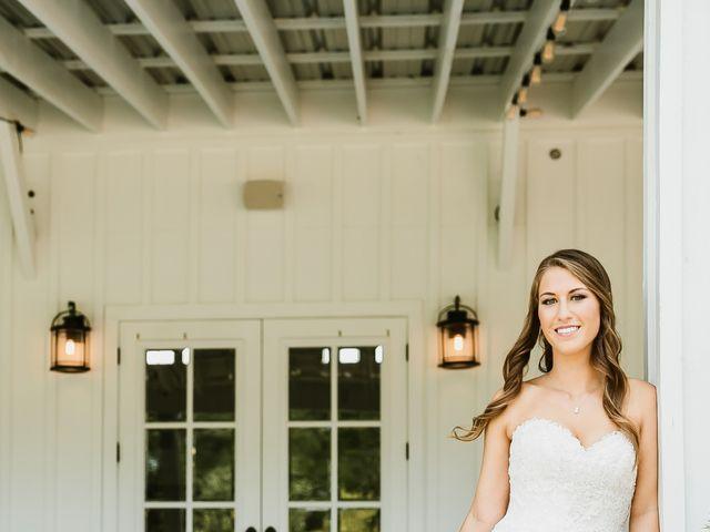 Angel and Morgan's Wedding in Montgomery, Texas 25