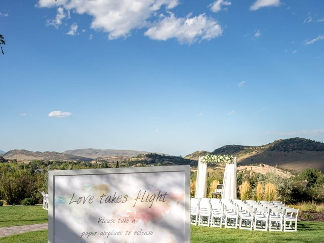 Mike and Kelly's Wedding in Littleton, Colorado 9