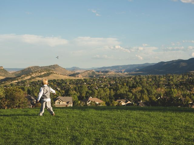 Mike and Kelly's Wedding in Littleton, Colorado 18