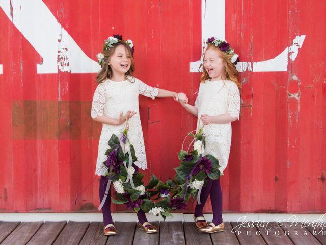Chris and Lauren's Wedding in Asheville, North Carolina 1