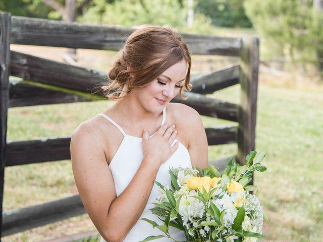 Chandler and Mikalya's Wedding in Flowery Branch, Georgia 8