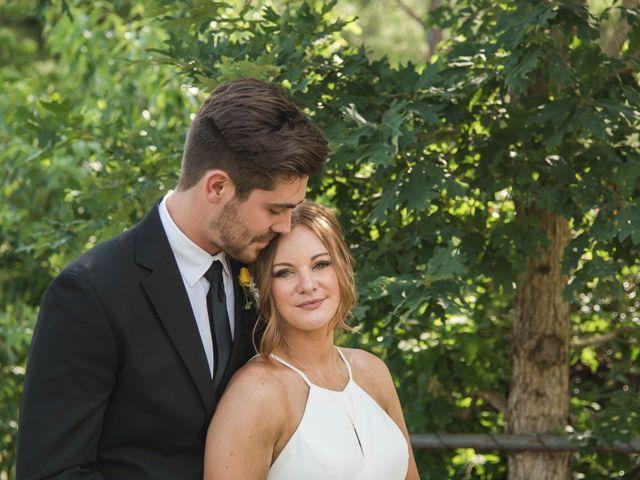 Chandler and Mikalya's Wedding in Flowery Branch, Georgia 13