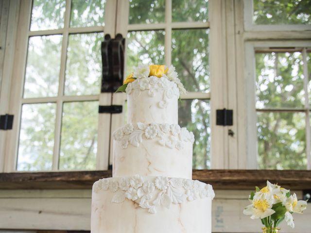 Chandler and Mikalya's Wedding in Flowery Branch, Georgia 15