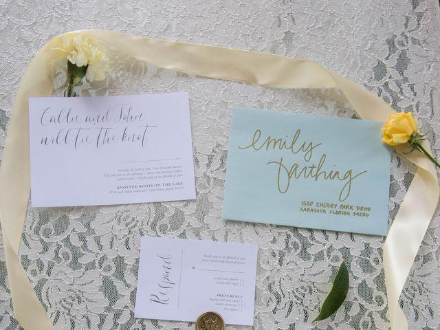 Chandler and Mikalya's Wedding in Flowery Branch, Georgia 16