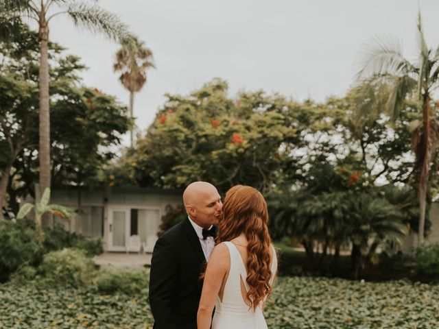 Chris and Sarah's Wedding in San Diego, California 16