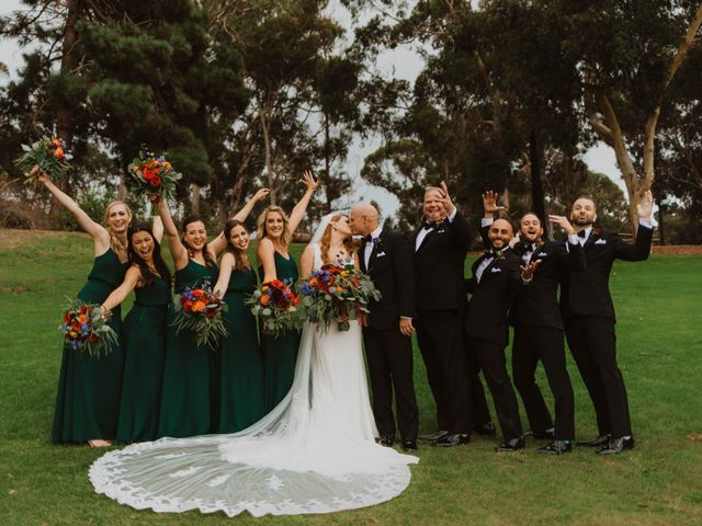 Chris and Sarah's Wedding in San Diego, California 24