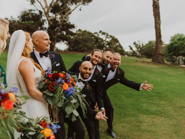 Chris and Sarah's Wedding in San Diego, California 25