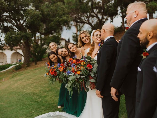 Chris and Sarah's Wedding in San Diego, California 26