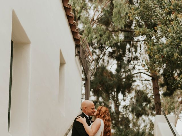 Chris and Sarah's Wedding in San Diego, California 27