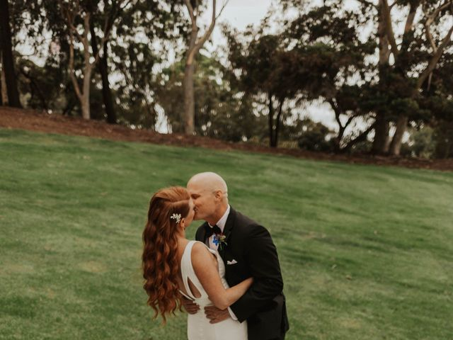Chris and Sarah's Wedding in San Diego, California 32