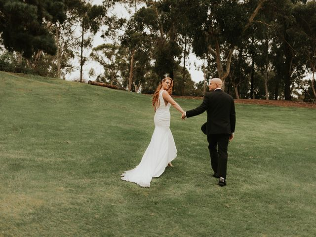 Chris and Sarah's Wedding in San Diego, California 33