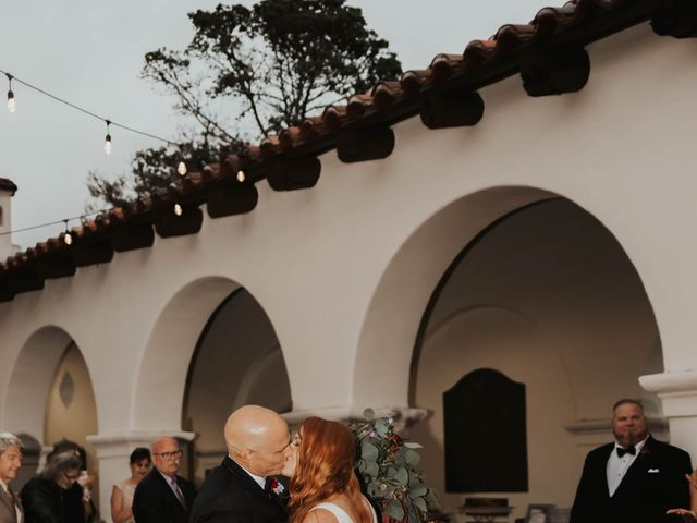 Chris and Sarah's Wedding in San Diego, California 72
