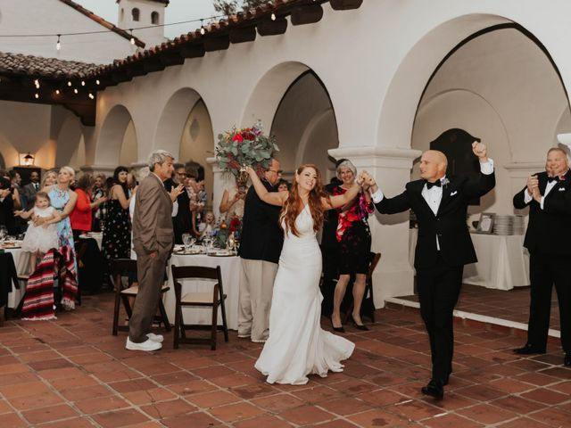 Chris and Sarah's Wedding in San Diego, California 73