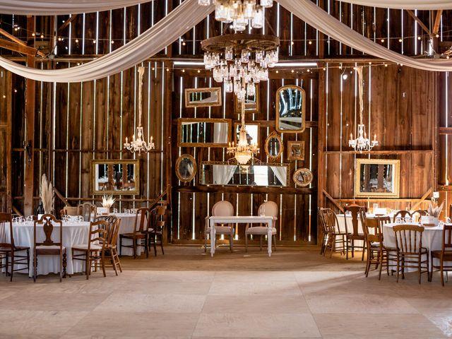 Kelly and Kina's Wedding in Nipomo, California 7