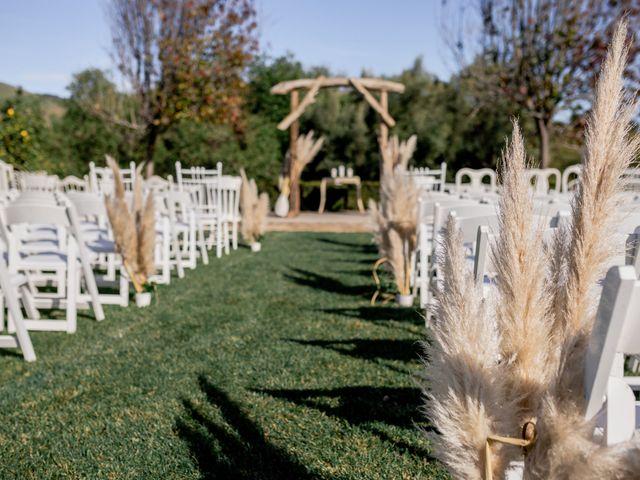 Kelly and Kina's Wedding in Nipomo, California 11