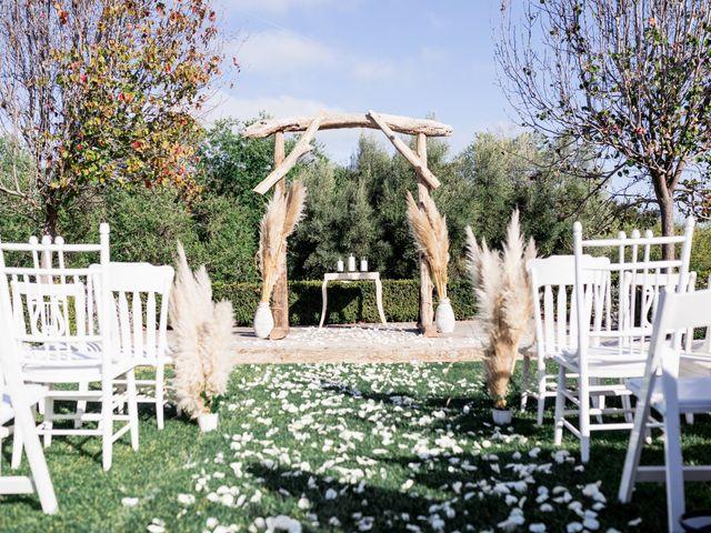 Kelly and Kina's Wedding in Nipomo, California 12