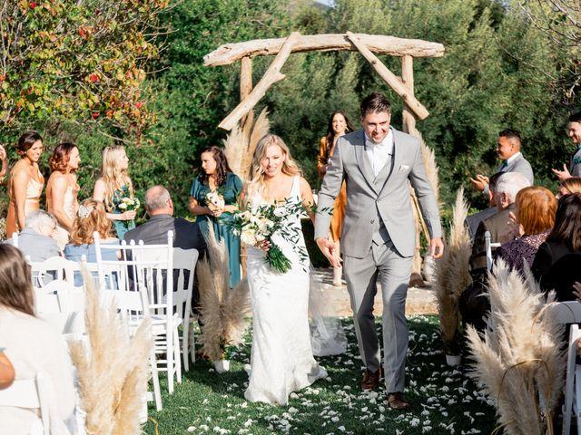 Kelly and Kina's Wedding in Nipomo, California 13