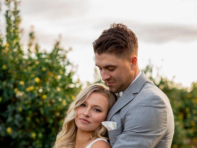 Kelly and Kina's Wedding in Nipomo, California 15