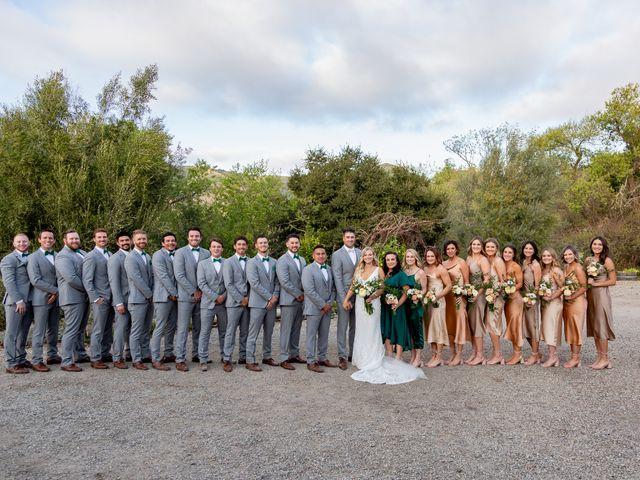 Kelly and Kina's Wedding in Nipomo, California 16