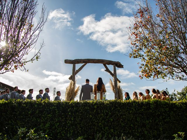 Kelly and Kina's Wedding in Nipomo, California 17