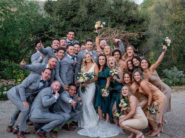 Kelly and Kina's Wedding in Nipomo, California 19