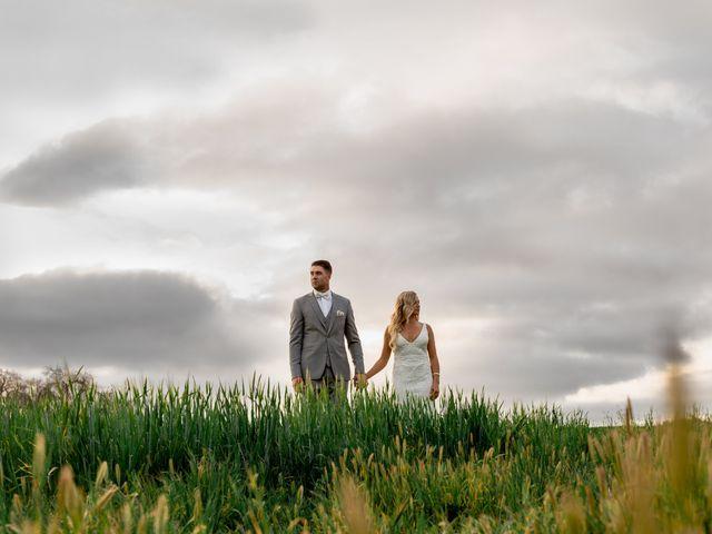 Kelly and Kina's Wedding in Nipomo, California 20