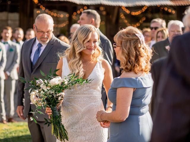Kelly and Kina's Wedding in Nipomo, California 22